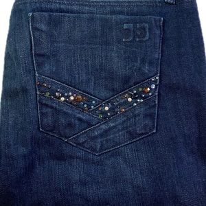Joe's Jeans Dark Denim Bootcut 29